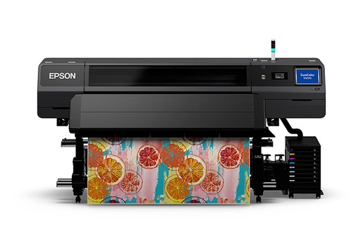 """SureColor R5070 64"""" Roll-to-Roll Resin Signage Printer"""
