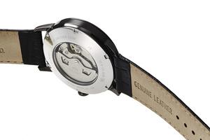 ORIENT: Mechanisch Modern Uhr, Leder Band - 41.0mm (AG02001B)