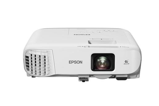 EB-980W WXGA 3LCD Projector