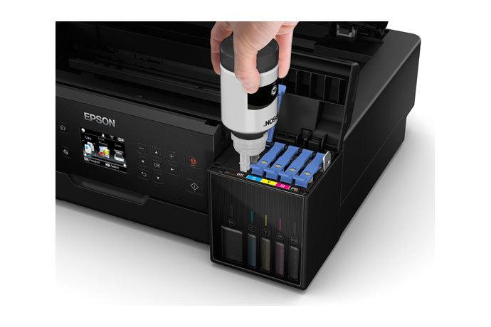 Epson 완성형 정품무한 포토프린터 L7160