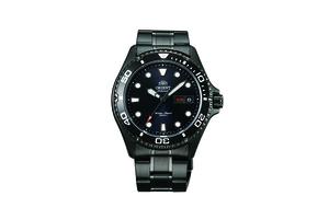 ORIENT: Mechanical Sports Watch, Metal Strap - 41.5mm (AA02003B)
