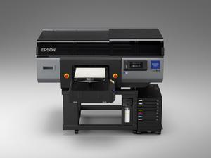 Epson SureColor SC-F3030 Direct-to-Garment Printer