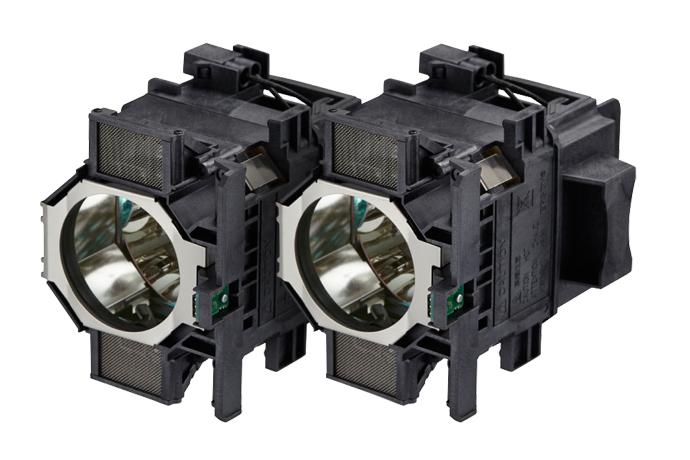 ELPLP84 Replacement Projector Lamp (Portrait Mode - Dual)