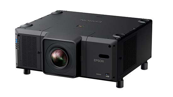 Epson EB-L25000UNL Laser WUXGA 3LCD Projector with 4K Enhancement without Lens