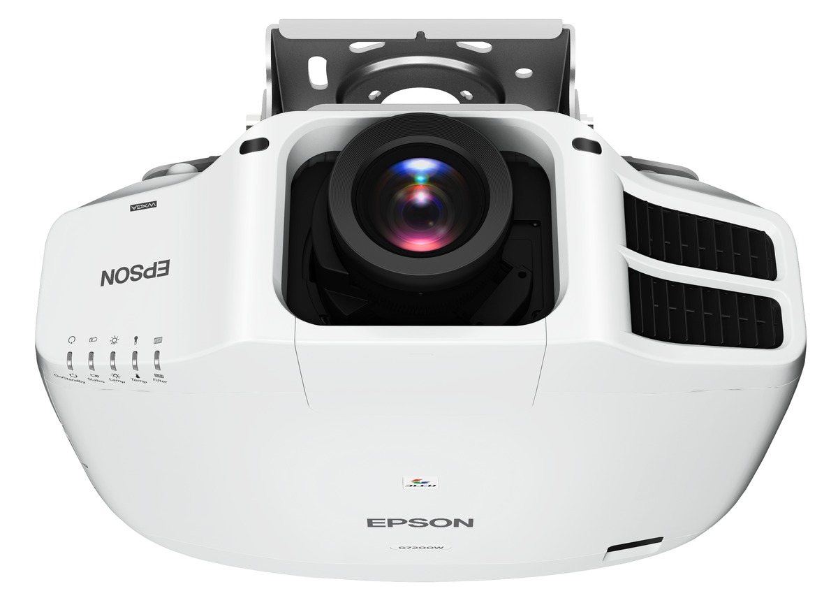 Epson EB-G7200WNL WXGA 3LCD Projector without Lens