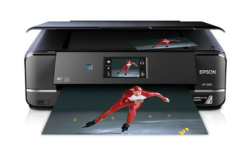 Expression Photo XP-960 Small-in-One All-in-One Printer - Refurbished