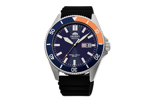 Mechanical Sports Watch, Silicon Strap - 44.0mm (RA-AA0916L)