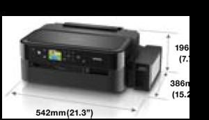 EcoTank L810 Single Function InkTank Photo Printer