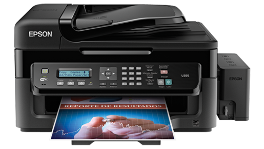 Impresora EcoTank L555