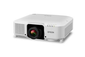 EB-PU1008W WUXGA 3LCD Laser Projector with 4K Enhancement