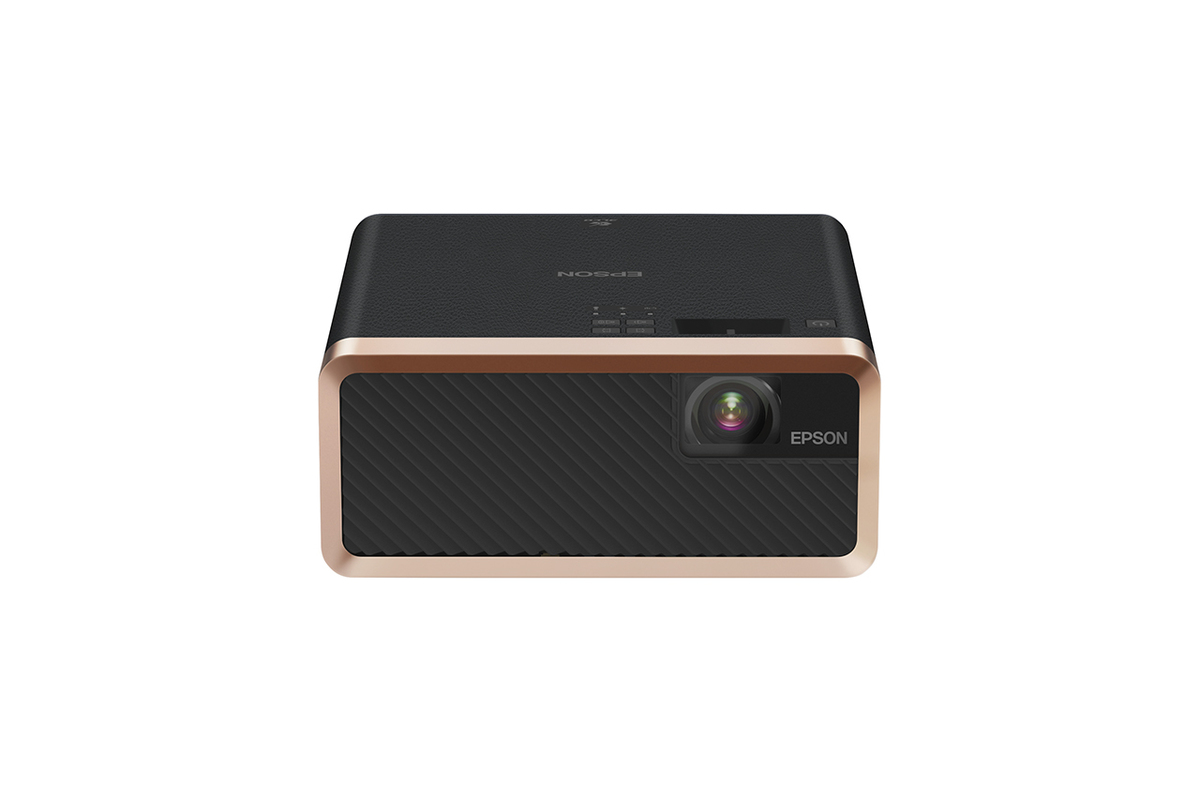 Proyector Láser Portátil para Entretenimiento Epson EF-100 Negro