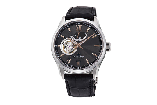Mechanical Contemporary, Leather Strap - 39.3mm (RE-AT0007N)