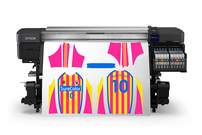 Epson SureColor F9470H Dye-sublimation Inkjet Printer