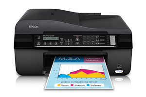 Epson WorkForce 520 All-in-One Printer