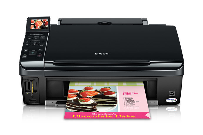 Epson Stylus NX415 All-in-One Printer