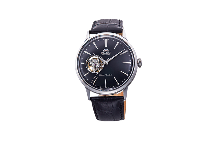 ORIENT: Mechanical Classic Watch, Leather Strap - 40.5mm (RA-AG00004B)