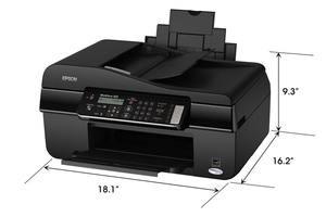 Epson WorkForce 320 All-in-One Printer