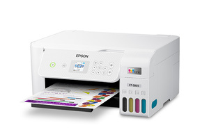 EcoTank ET-2803 Wireless Color All-in-One Cartridge-Free Supertank Printer with Scan and Copy