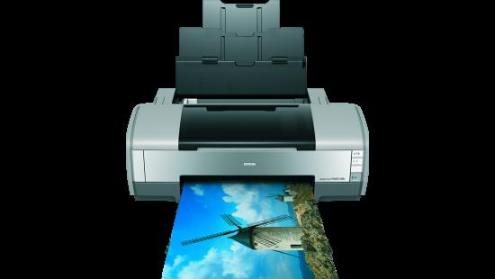 Epson Stylus Photo 1390 A3 Photo Printer