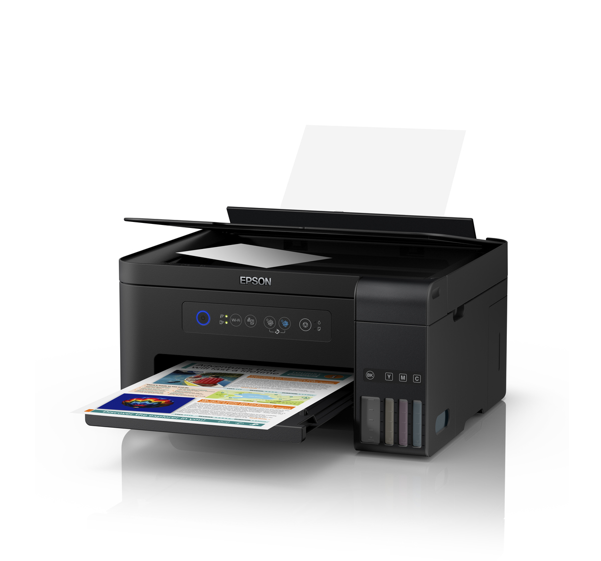 how to find wifi printer