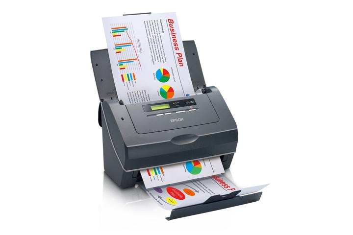 Epson WorkForce Pro GT-S55 Colour Document Scanner