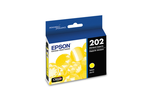 Epson 202, Yellow Ink Cartridge