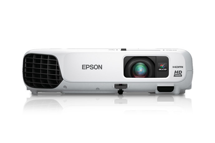 powerlite home cinema 725hd 720p 3lcd projector - refurbished