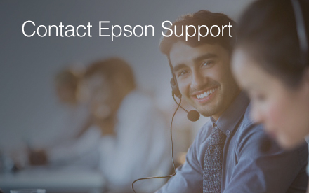 Contact Epson Support