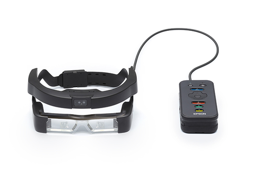 Moverio Pro BT-2000 Smart Glasses