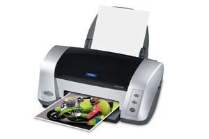 Epson Stylus C82N Ink Jet Printer