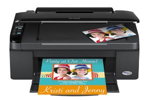 Epson Stylus NX100 All-in-One Printer