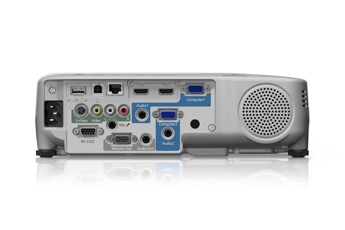 PowerLite 99WH WXGA 3LCD Projector