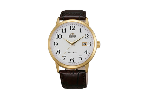 Mechanical Contemporary, Leather Strap - 41.0mm (ER27005W)