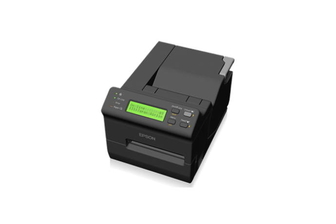Tm L500a Label And Ticket Printer Pos Printers Point Of Sale