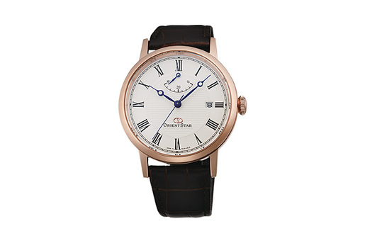 Mechanical Classic, Leather Strap - 38.7mm (EL09001W)