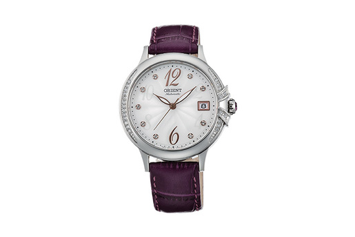 Mechanical Contemporary, Leather Strap - 37.5mm (AC07003W)