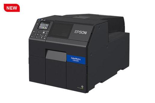 컬러라벨 프린터 COLORWORKS CW-C6040A