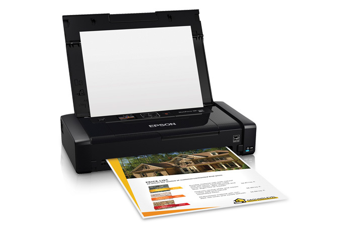 Epson WorkForce WF-100 Mobile Printer Business Edition