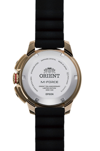 ORIENT: Mechanical Sports Watch, Silicon Strap - 45.0mm  (RA-AC0L05G) Limited
