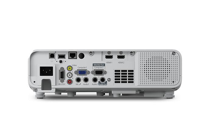 Proyector Láser Inalámbrico PowerLite L200X 3LCD XGA de Largo Alcance