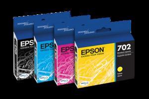 Epson 702 DURABrite Ultra Ink