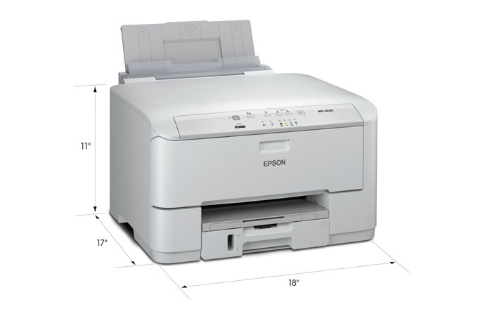 Epson WorkForce Pro WP-4010 Network Color Printer