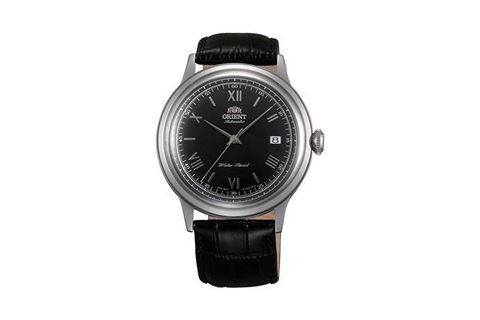 ORIENT: Mechanisch Klassisch Uhr, Leder Band - 40.5mm (AC0000AB)