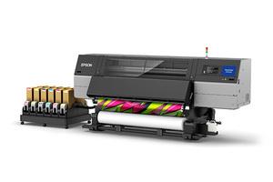 Epson SureColor F10070H Industrial Dye-Sublimation Printer