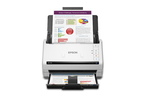 Escáner Epson WorkForce DS-770