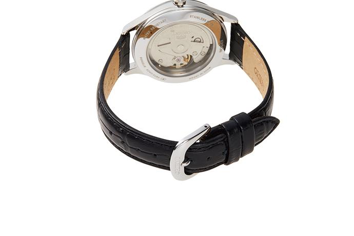 ORIENT: Mechanisch Modern Uhr, Leder Band - 41.0mm (AG02004B)
