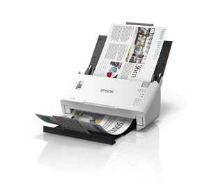 Epson WorkForce DS-410 A4 Duplex Sheet-fed Document Scanner