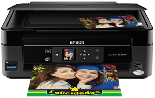 Epson Stylus TX430W