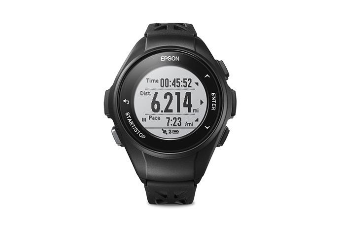 ProSense 17 GPS Running Watch - Black