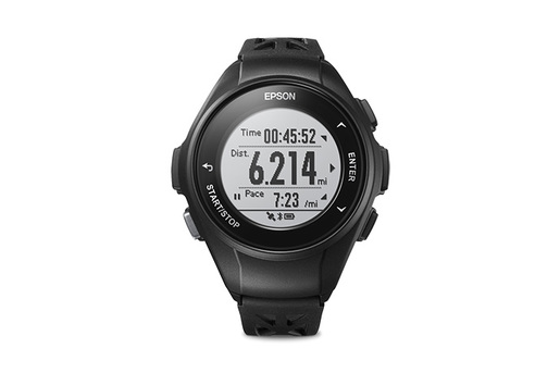 ProSense 17 GPS Running Watch - Black